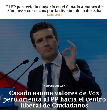 LA CASPA 21E :   #OpenArms  #FelizLunes #Portada #Portadas #EnPortada https://t.co/fuYVP97EHl