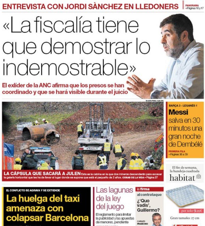 EP 21E   #OpenArms secuestrado #FelizLunes #Portada #Portadas #EnPortada https://t.co/mcxine6Q1C