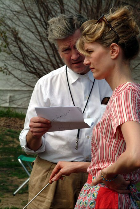 Happy birthday to David Lynch, the only man who loves Laura Dern as much as I do.