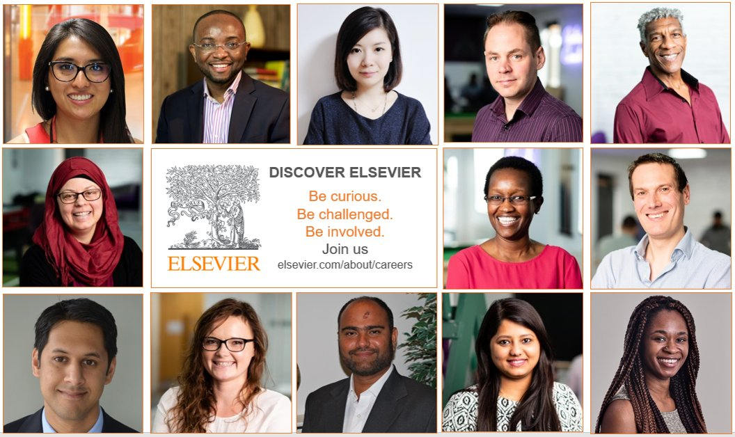 test Twitter Media - Discover Elsevier. Unlock your potential. Be part of a dedicated team helping to shape the future of knowledge. Inspire tomorrow's great discoveries in science, research and healthcare. Join us. https://t.co/W8HjbKlDlF #discoverelsevier #elsevierlife https://t.co/Pedz2jWlGN