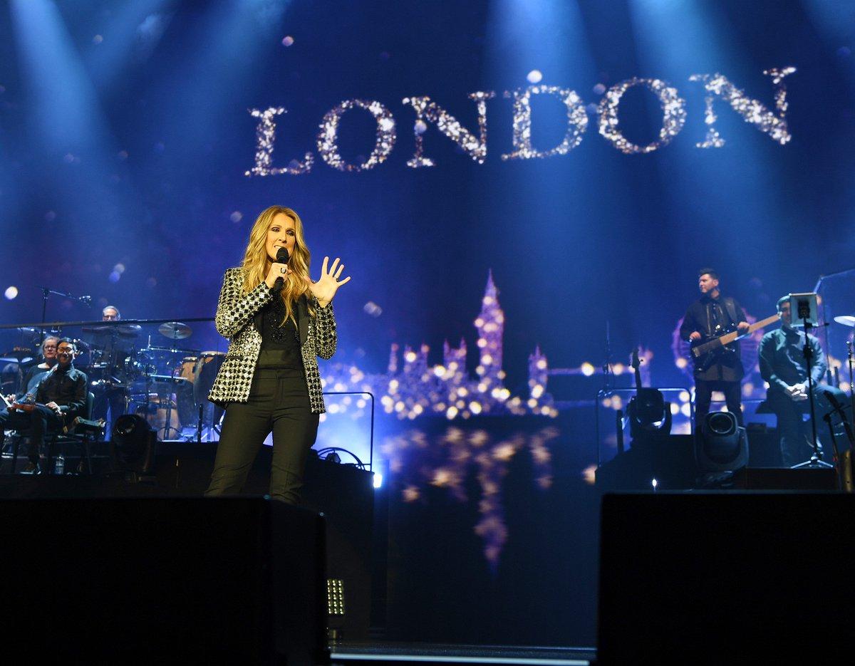 LONDON! Special announcement coming tomorrow at 9am UK time. À bientôt ! – Céline xx…  ???? : @DeniseTruscello https://t.co/W0UMDK4aVS