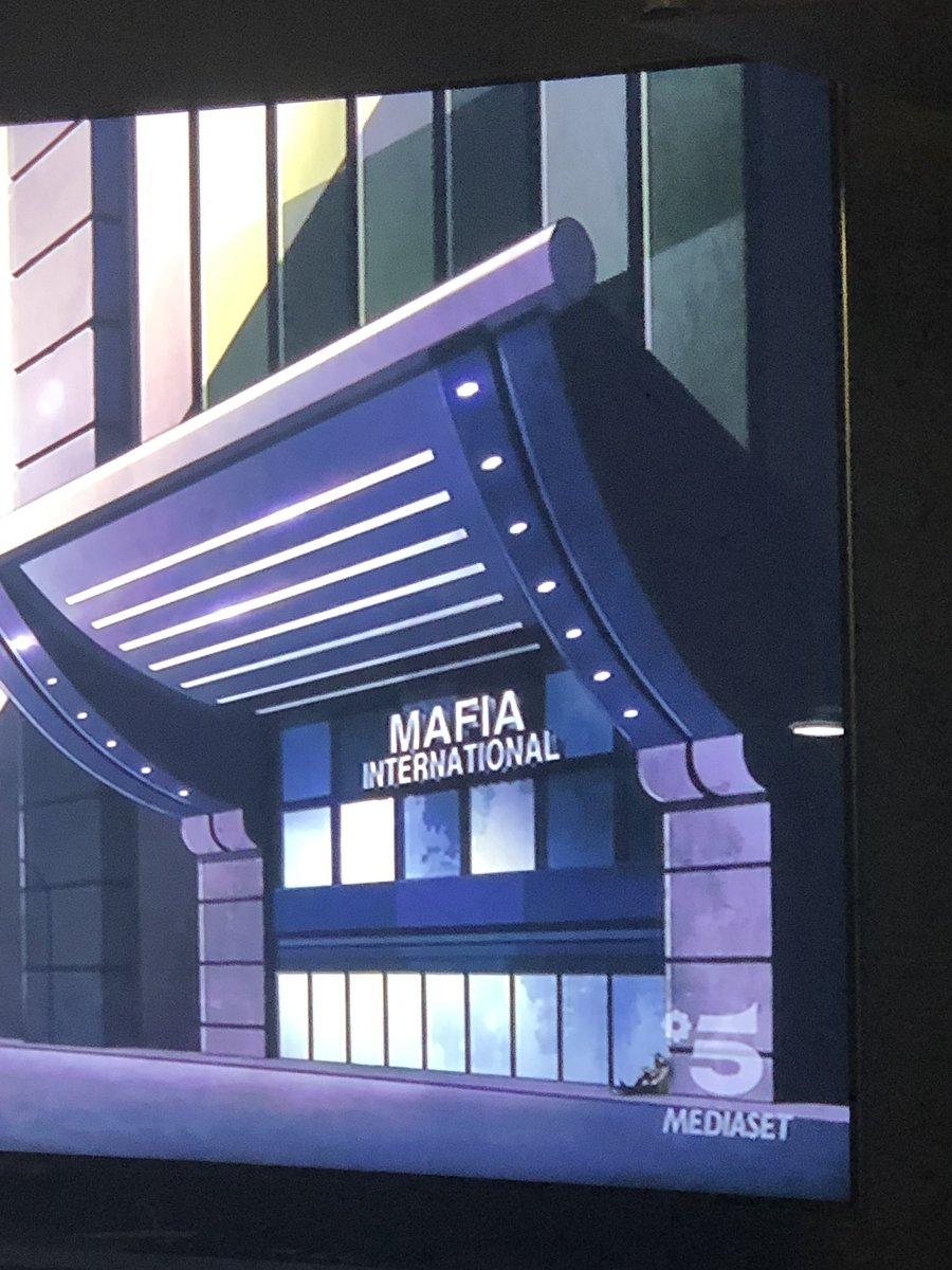 Mafia International