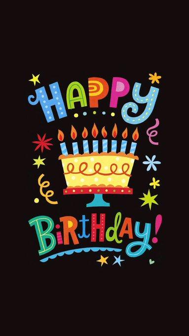 Happy Birthday Sal Stowers