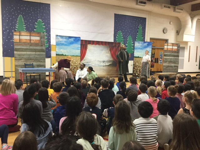 test Twitter Media - A great assembly about the life and importance of Harriet Tubman.  A wonderful introduction to our social studies and biography research project coming up with @WescottLMC ! #d30learns https://t.co/KIhTKthUBV