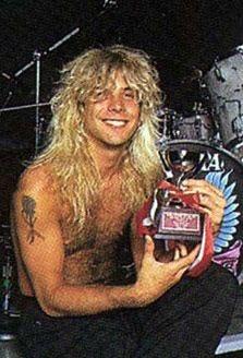 Happy 54th Birthday To Steven Adler - Guns N\ Roses, Bullet Boys And More.