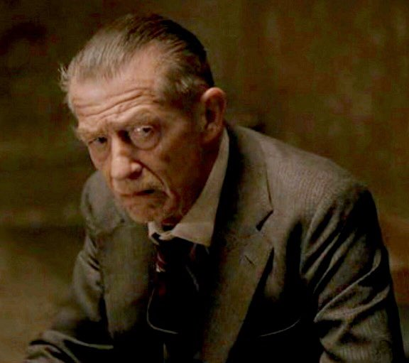 January 22, 1940. Happy birthday John Hurt. The world is duller without him.