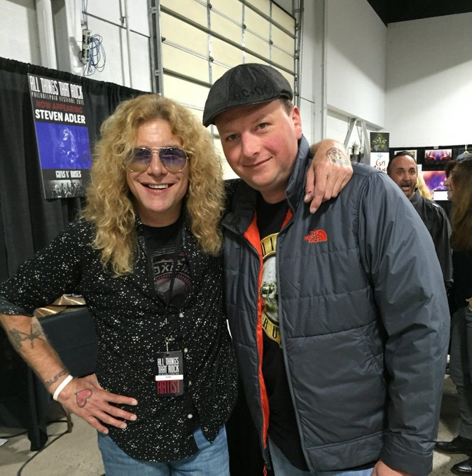 HAPPY BIRTHDAY TO: January 22, 1965 Steven Adler (born Michael Coletti), drums (Guns N Roses)