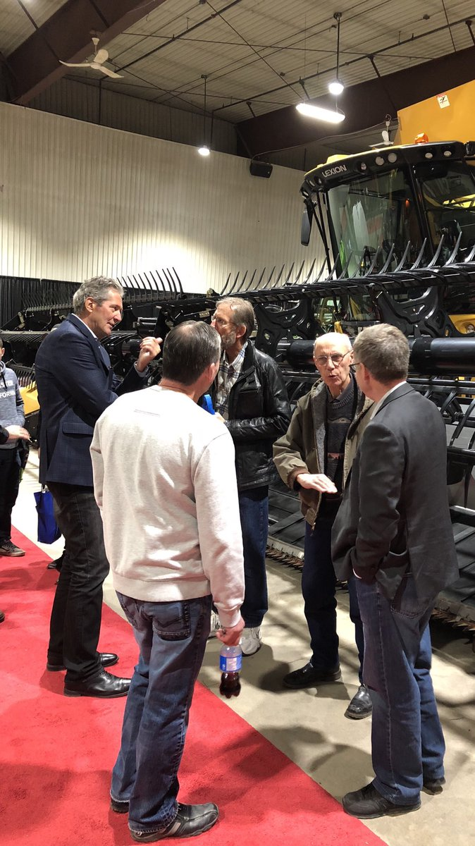 test Twitter Media - A great day at #AgDays19 with the Premier. Having a chat with some constituents. #mbpoli https://t.co/0qYPTvKHHI