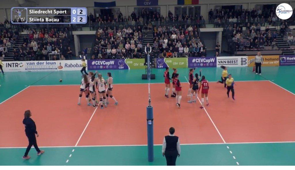 test Twitter Media - Dames Sliedrecht Sport uit Europa Cup SLIEDRECHT De dames van Sliedrecht Sport hebben dinsdagavond het duel tegen Stiinta Bacau verloren. Hoewel de dames van Sliedrecht Sport goed partij gaven was de Roemeense ploeg... https://t.co/u0Vx7rWqvG https://t.co/hlDQArp702