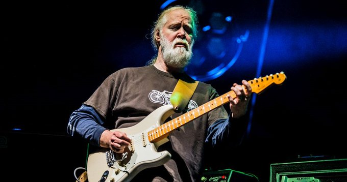 Happy Birthday Jimmy Herring: Officially Joining Widespread Panic In 2006