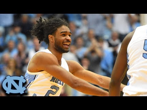 UNC's Coby White Igniting The Tar Heels https://t.co/5mmhoL9xCW https://t.co/nOS2yUhjLm