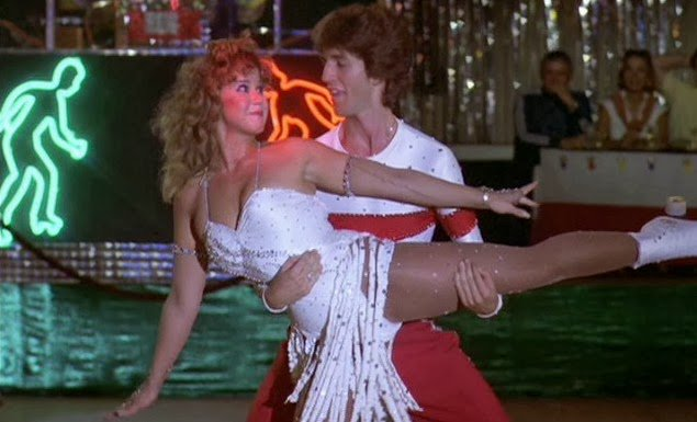 Happy Birthday to Linda Blair, star of...Roller Boogie (you thought I was going to say didn\t you).