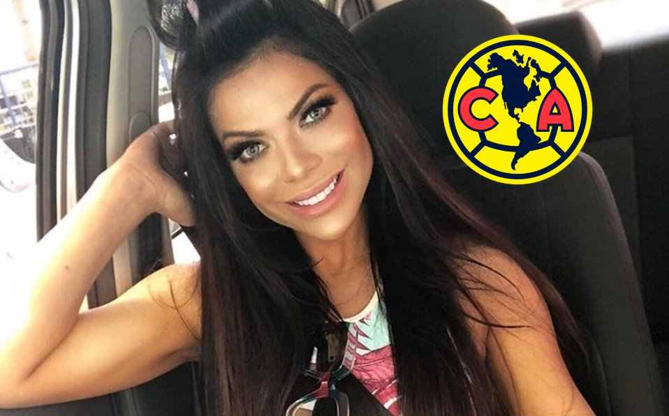RT @Milenio: Suzy Cortez, ex Miss Bum Bum, presume su amor por el Club América https://t.co/wBiuOanpt6 https://t.co/XFXSY3DO8f
