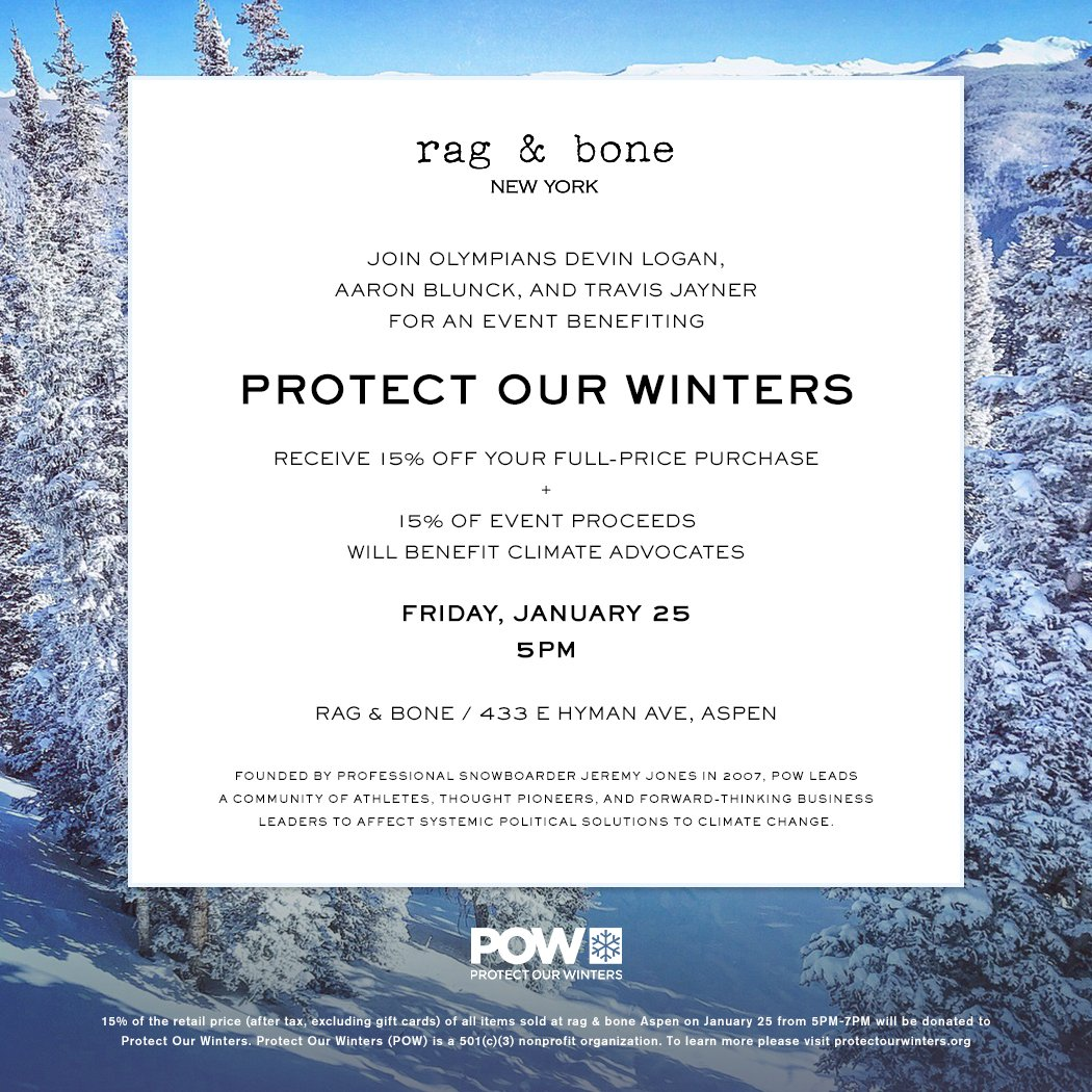 If your in Aspen this Friday, join us for an X-tra special event with @dlogan, @Aaron_Blunck, and @travisjayner: https://t.co/E8bfriAnLP