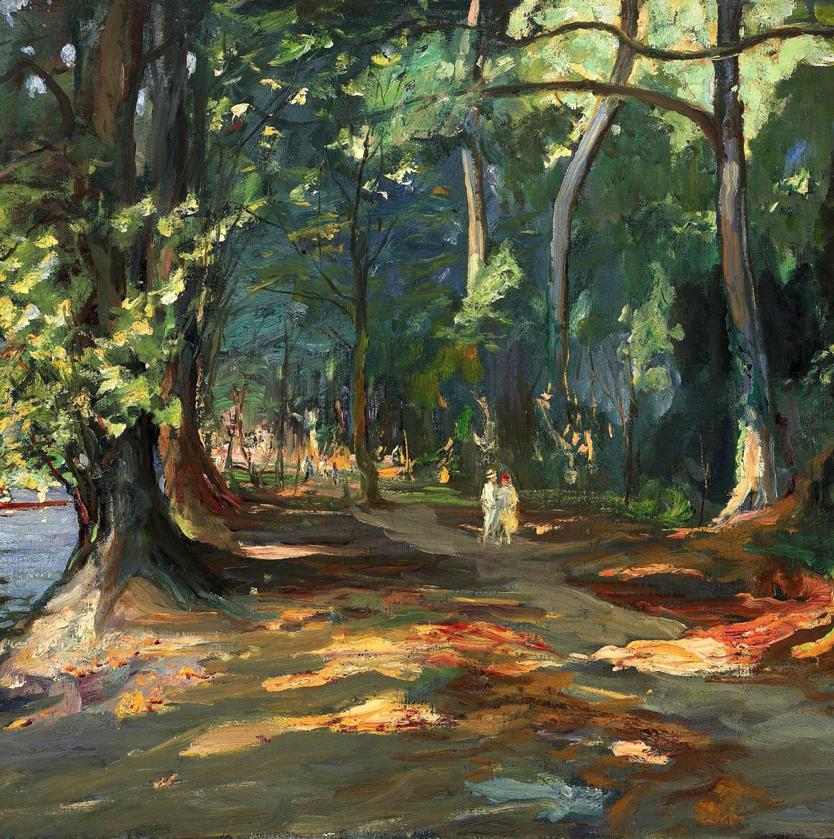 test Twitter Media - El parque era aún un campo de juego #JohnLavery https://t.co/BihdwKxQhb