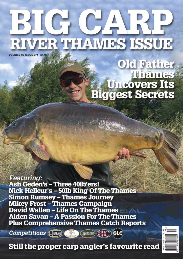 IN THE SHOPS NOW - CHECK OUT THE SHOP TO SUBSCRIBE - https://t.co/IboWO8YSzm #fishing #carp #carpfis
