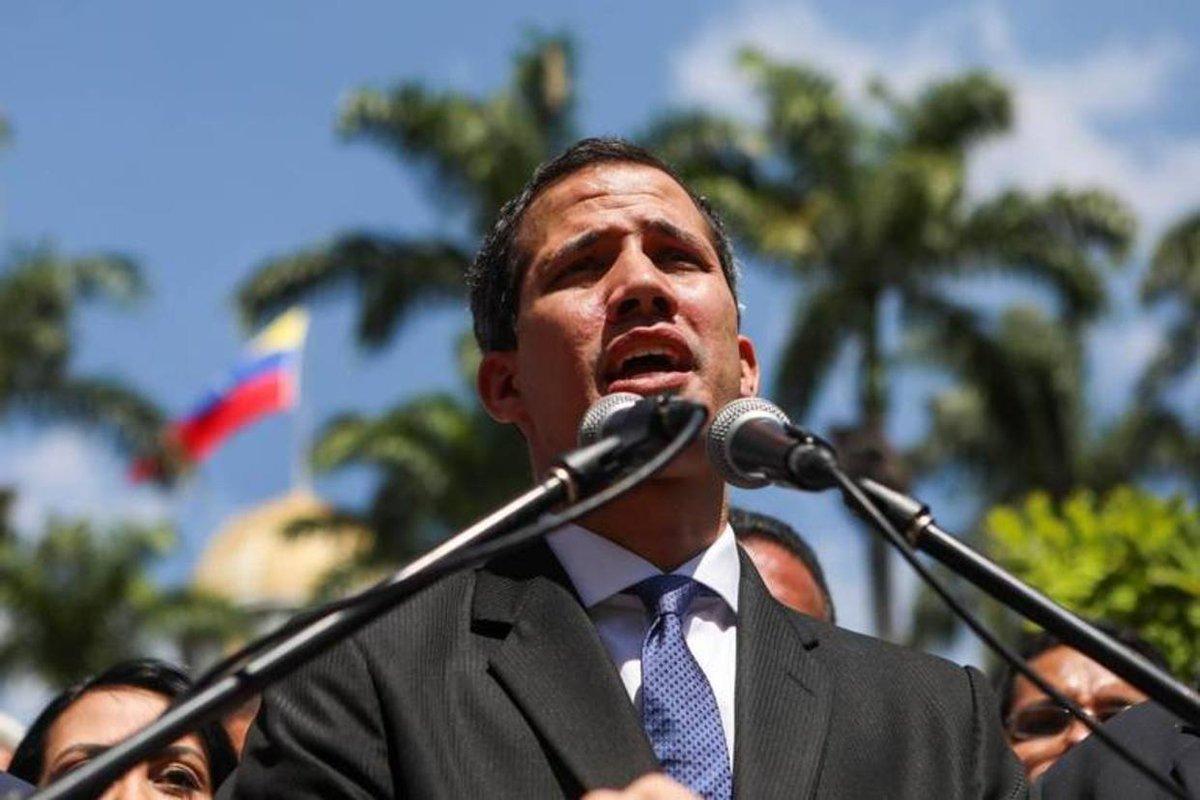 Guaidó: Hoy tenemos una cita histórica con nuestra patria https://t.co/WV4gDptuvI  https://t.co/68jJyGMfc6  ....