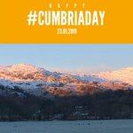 RT @RVGrasmere: Happy #CumbriaDay from Raise View Bed & Breakfast in #Grasmere! We woke up to this1 #theplacetobe https://t.co/BHFKMf4MSO