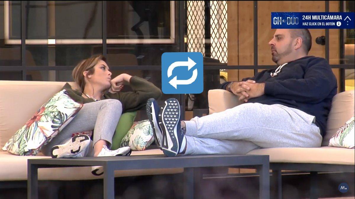 Encuesta 📊   #GHDUO23E  ¿Qué Team prefieres?  RT 🔄 Team JULIO & CANDELA  MG ❤️ Team JULIO & SOFÍA https://t.co/7fRBpUvO2z
