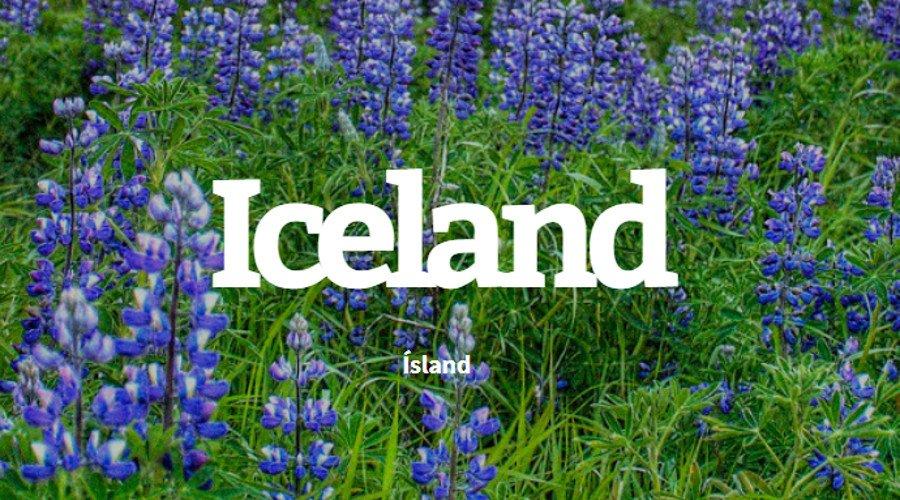 test Twitter Media - RT @beehypemusic: Best of 2018: Iceland! 🇮🇸  https://t.co/wUprg6ap6X  🎶 https://t.co/1O02qB7G9G