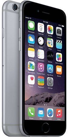Only $69.99 + Ships Free! Straight Talk Apple iPhone 6 (Refurb):...