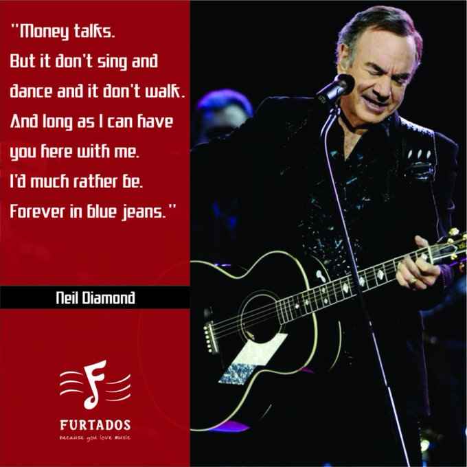Say Happy Birthday to Neil Diamond. Photo Credit: Toronto Star