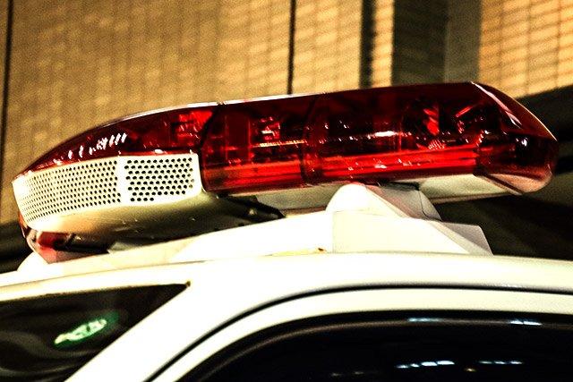 【聴取へ】警官が無免許でパトカーを運転か...