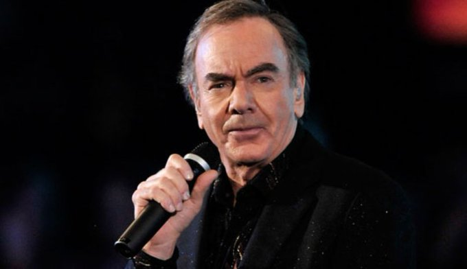 Wishing a very HAPPY BIRTHDAY Neil Diamond, born on this day in 1941 in Brooklyn, New York.