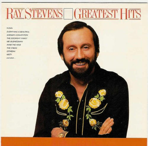 Happy Birthday to Ray Stevens, who churned out hits back in the day like nobody\s business.