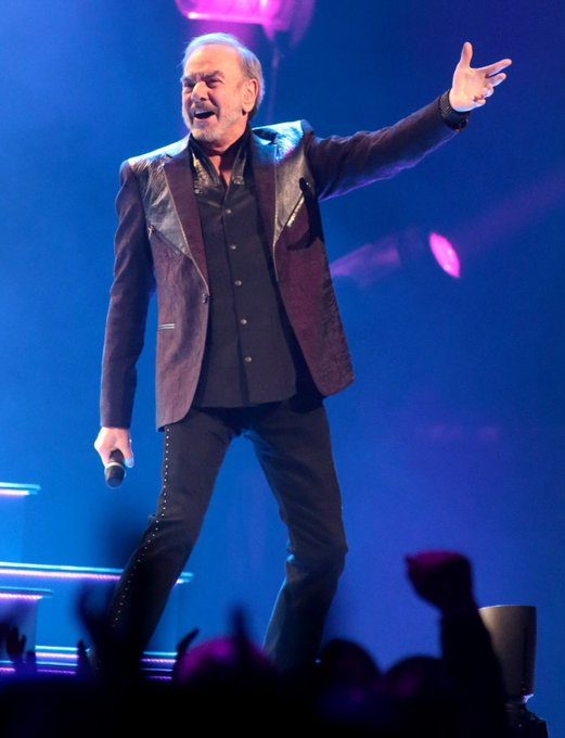 Happy Birthday to New York s very own Neil Diamond! 78 years young!