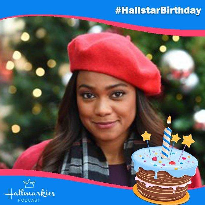 Happy Birthday to newest hallstar Tatyana Ali