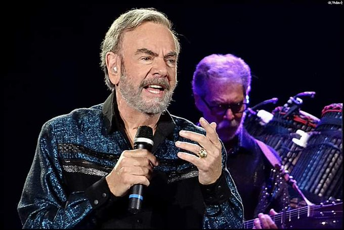 Happy Birthday Neil Diamond :
