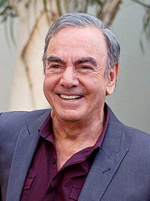 Happy birthday, Neil Diamond