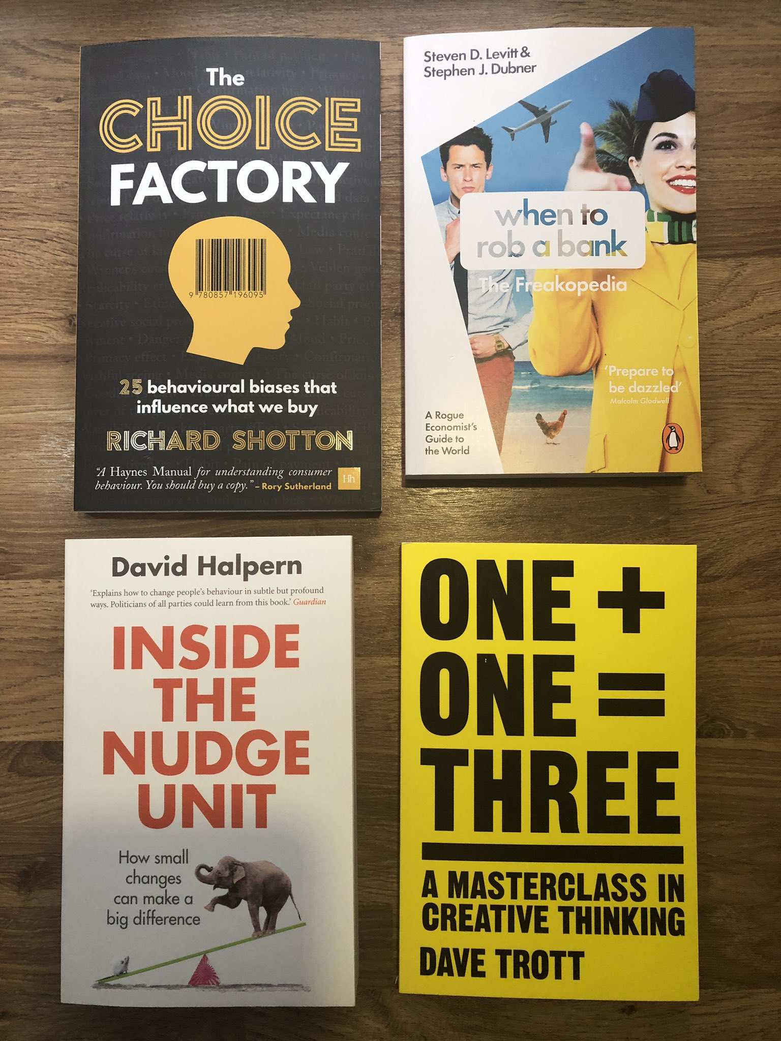 Buzzing for my Amazon delivery this morning. That's the next couple of months taken care of! @rshotton @davetrott https://t.co/ngXrzg1x0n