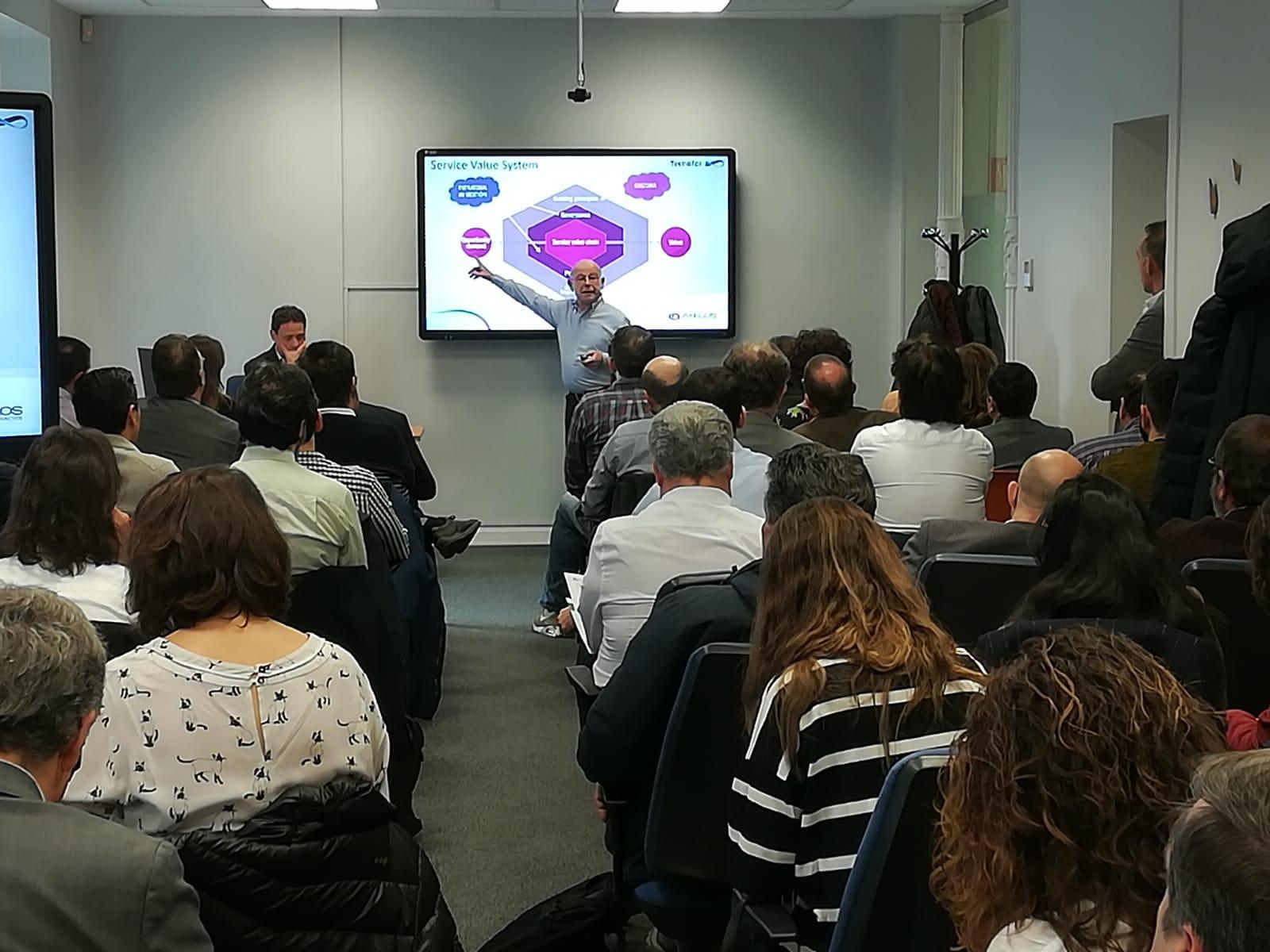 El foco principal de #ITIL4 es el valor. @OscarCorbelli nos da las últimas novedades de ITIL 4 antes de su lanzamiento. https://t.co/KSUNNomMgC