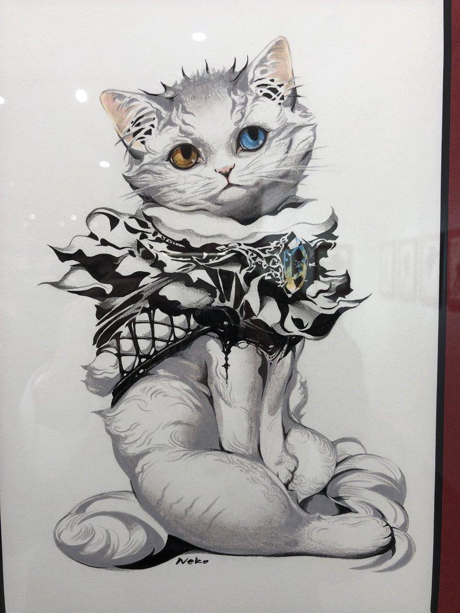 猫将軍 イラスト 購入