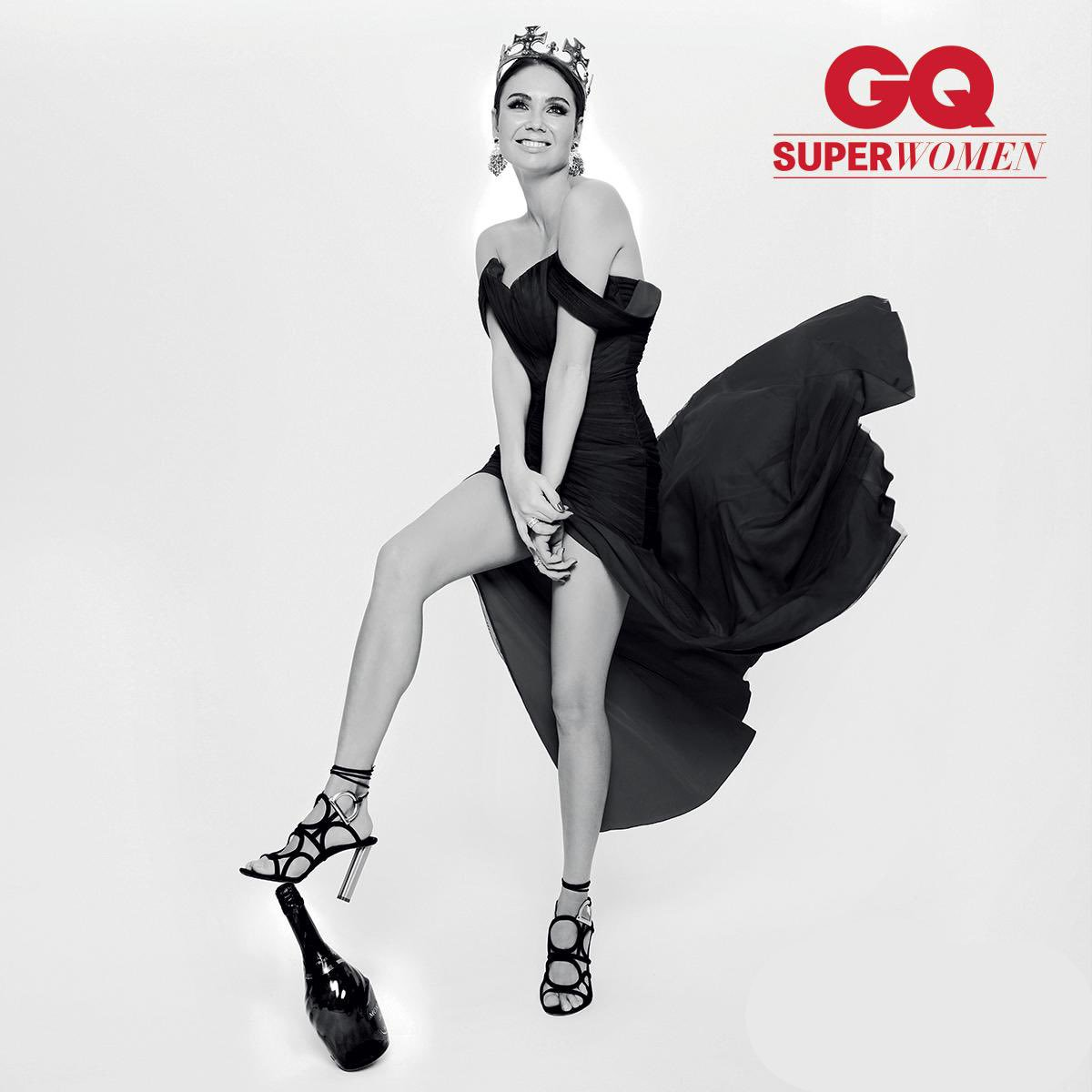 Вышел февральский GQ с #GQsuperwomen ???? https://t.co/jPLJgs5OyZ