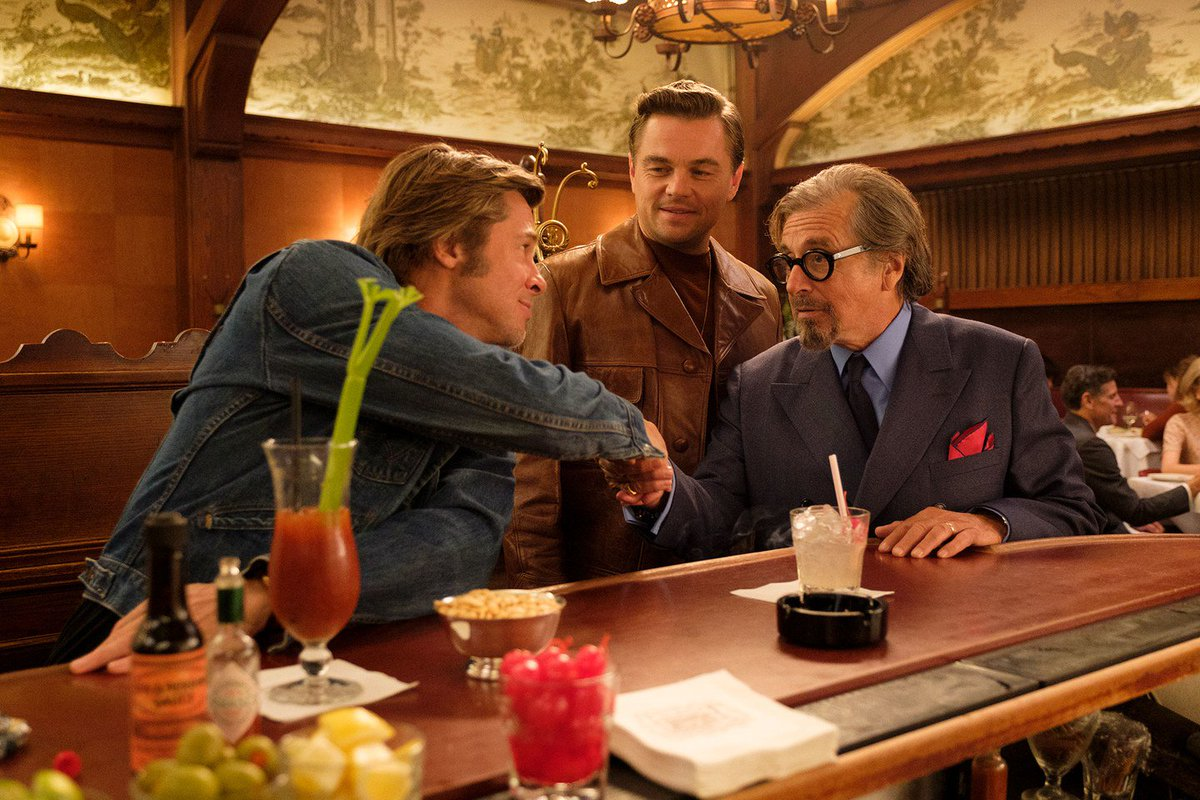 #OnceUponATimeInHollywood @VanityFair https://t.co/LhDW5bcFCB