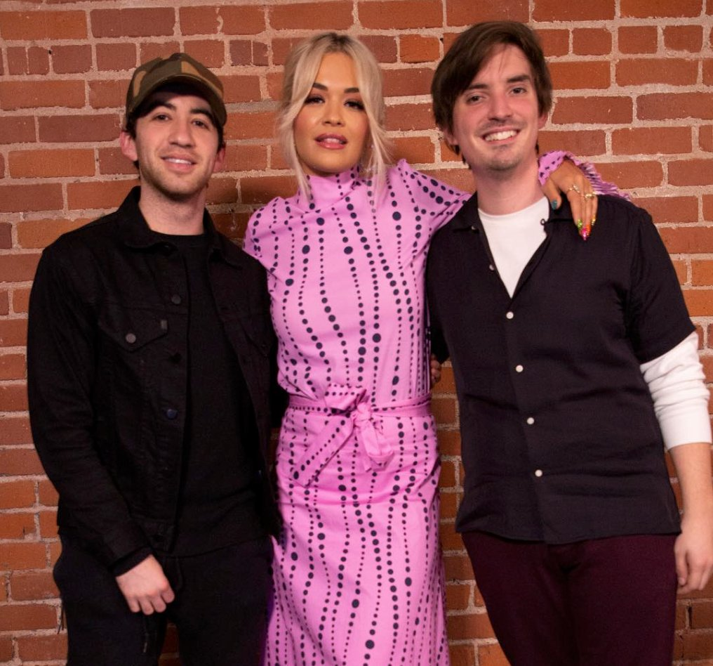 RT @ZachSangShow: Our full interview with @RitaOra is up now!!-- https://t.co/0oNelNu4sh https://t.co/NBQ5RggBPE