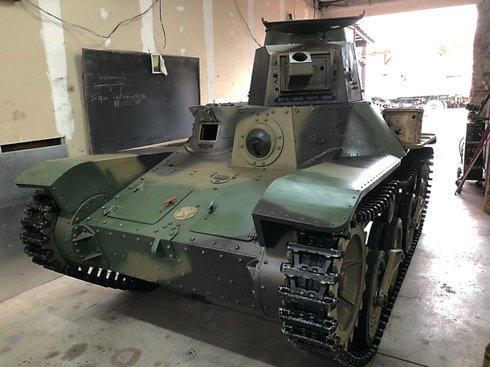 test ツイッターメディア - ガルパン・秋山優花里ちゃんを演じた中上育実 @_193_  さんがナレーションを務めるPVも公開されていますよ  国内に現存なし 歴史的価値のある旧日本軍「九五式軽戦車」里帰り計画が本格始動、クラウドファンディングで支援募集 (1/2) - ねとらぼ https://t.co/GmYHvcQSmO @itm_nlab https://t.co/ZGu5KDA6Tb