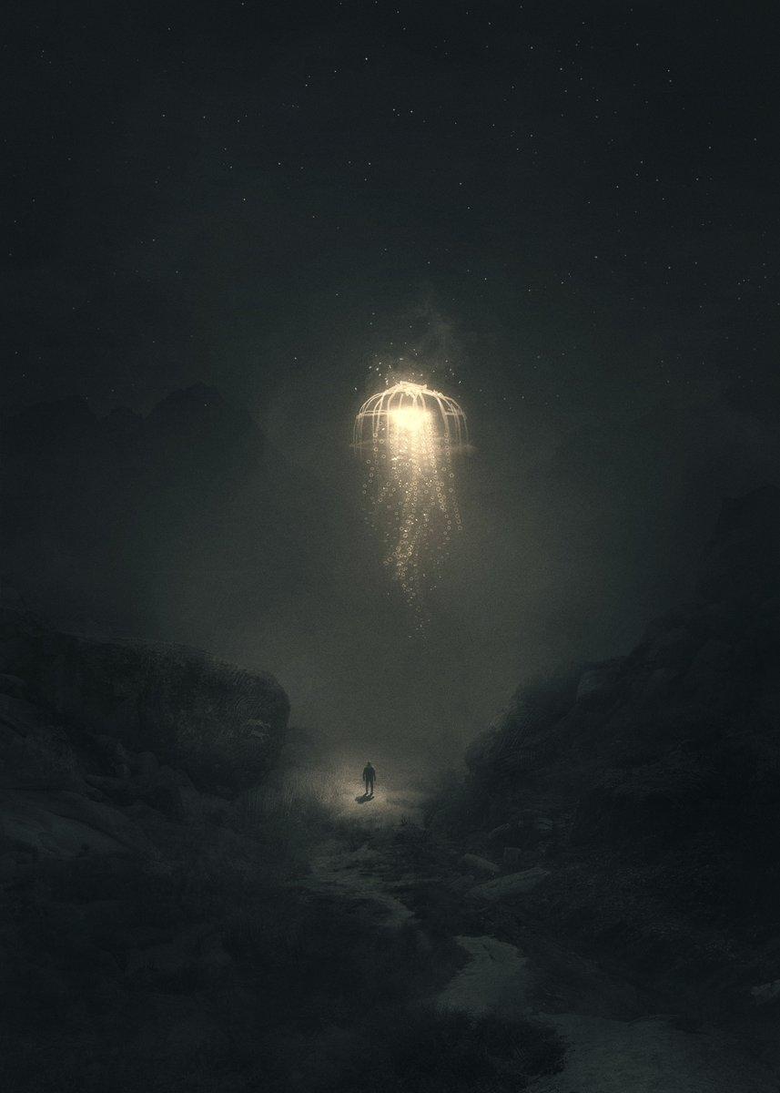 "RT @DawidPlaneta: ""The most precious light is..."