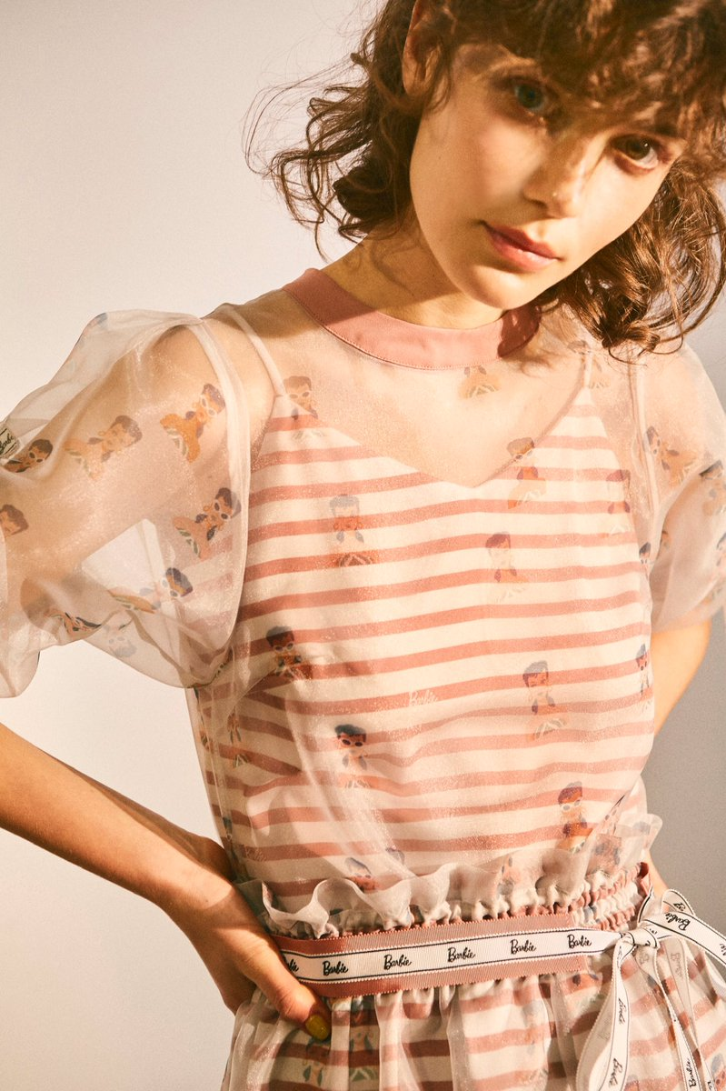 Lily Brown meets Barbie オフィシャルサイトにて春のコレクションを公開中です。 ↓↓↓ https://t.co/woSIBSuPZO #lilybrown #リリーブラウン https://t.co/59Sb9XNQme