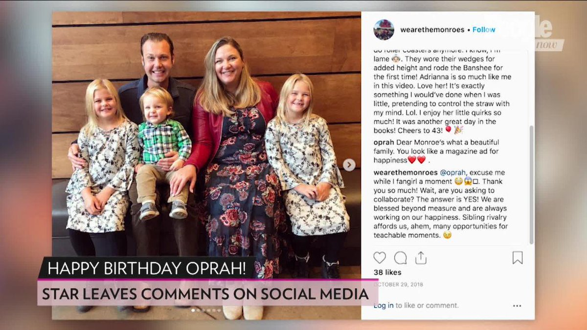 Oprah Winfrey Is Surprising Fans With A Special Gift on Her 65th Birthday