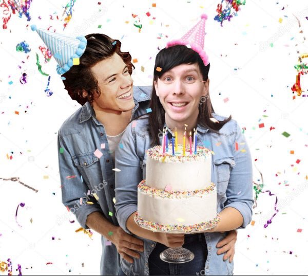 Happy 32nd birthday to Harry Styles husband, the amazing Phil Lester!!!