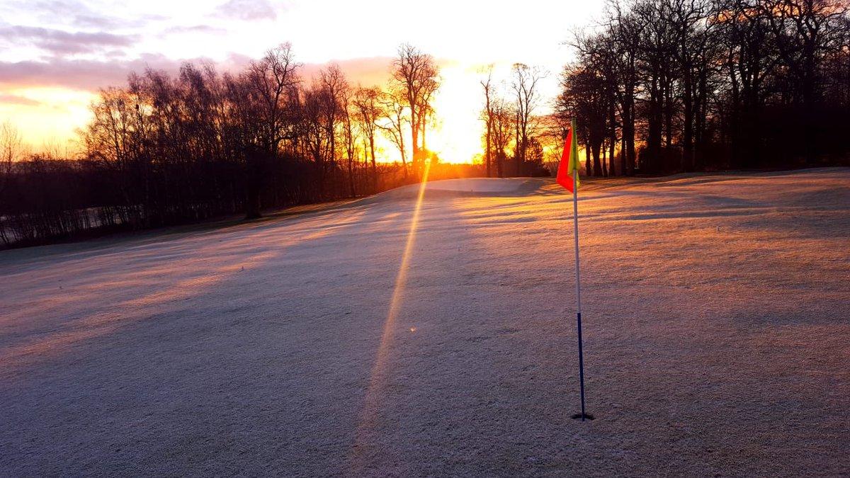 test Twitter Media - Stunning sunrise at @IngestreParkGC this morning. Course will be open at 9am. #sunrise #golfcourse #MGSocial  @MidlandsGolfer @staffsgolf @EnglandGolf @ThePGA @Staffs_PGA @staffsgolfclubs @StaffsNews @SASSOTCSP https://t.co/E9ZyzCNuTt