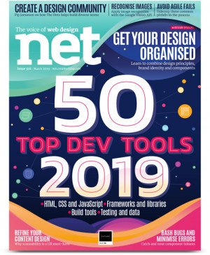 1. ARE YOU A DESIGNER? 2. DO YOU WANT TO BE IN #NETMAG? 3. TAKE UP THE DESIGN CHALLENGE 4. SAY HELLO AT webdesigner@futurenet.com for more details. THANK YOU https://t.co/cPwJljhw4U