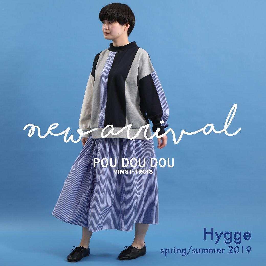 【NEW ARRIVAL】spring 2019  Hygge @poudoudouBLOG   https://t.co/QsfFPPLcxC https://t.co/wtub1evqqC