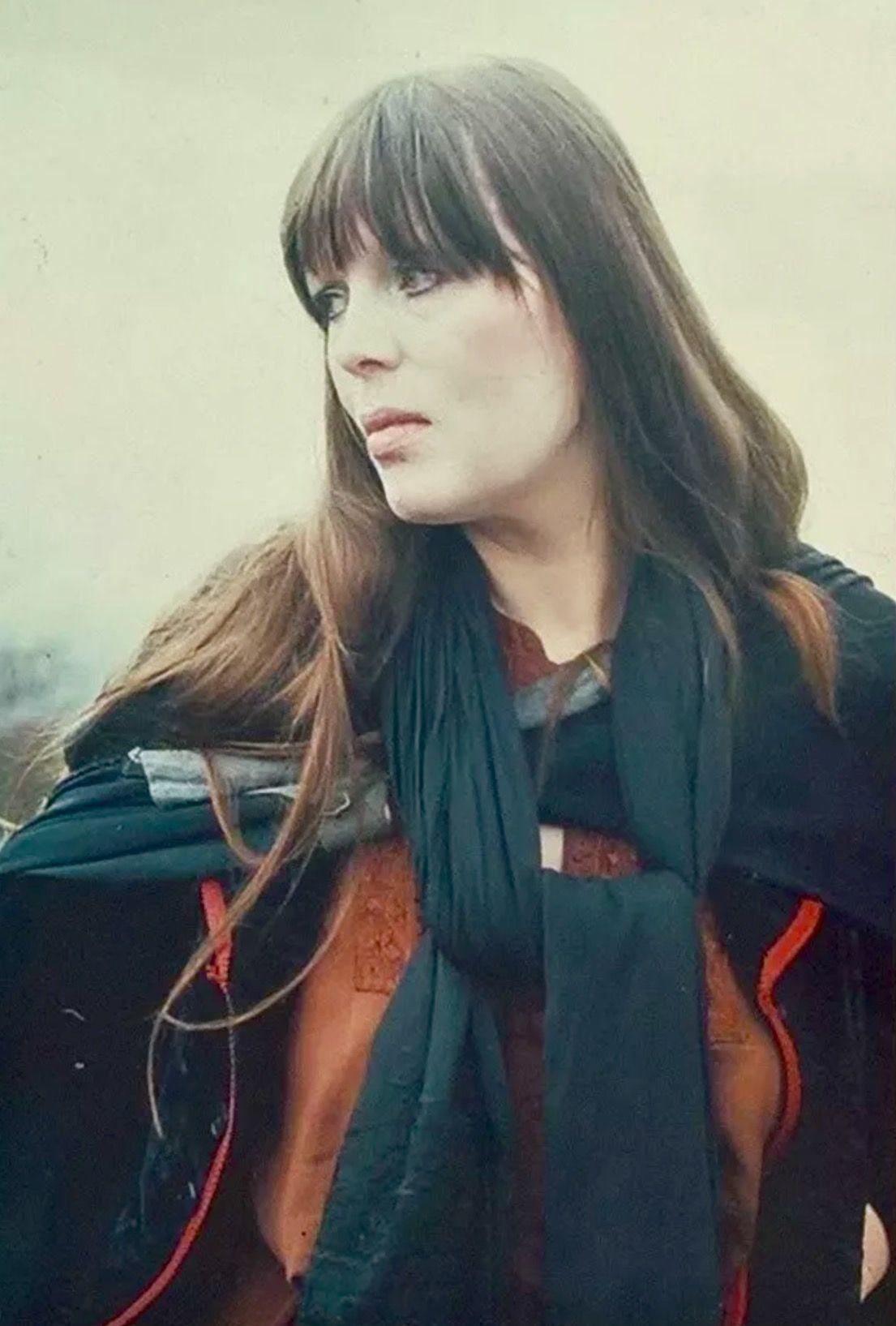 Nico circa 1970 #ChristaPäffgen #TheVelvetUnderground https://t.co/tuDWIDxNTj