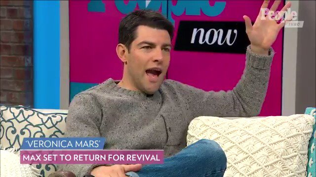 Max Greenfield Talks Rejoining the Cast of 'Veronica Mars' for the Series Revival
