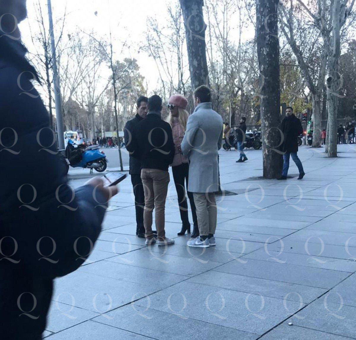 Lo que sorprende no es que Peña Nieto dejara  a La Gaviota (sabíamos que solo tenía contrato de Televisa para fingir durante el sexenio), sino que se buscara a otra fémina cuando se especula que se le tuerce la reversa. ¿Acaso su nueva pareja será como Miss España? #Nopalneando